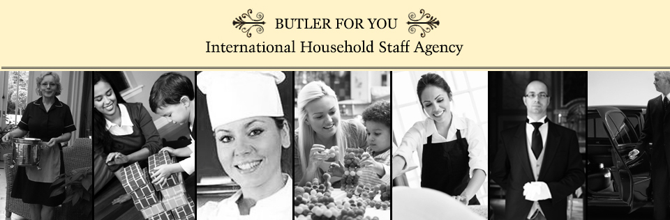 Butler for You - Household Staff Agency