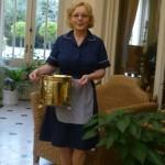 Housekeeper Danuta