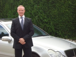 Chauffeur - Security Driver - Stephen
